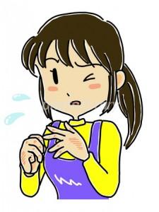 主婦湿疹、手湿疹~ひび割れ