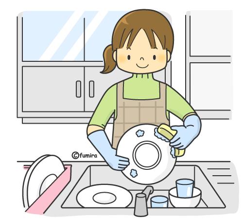 「手荒れ」「手湿疹」がある時の水仕事や対策と予防法