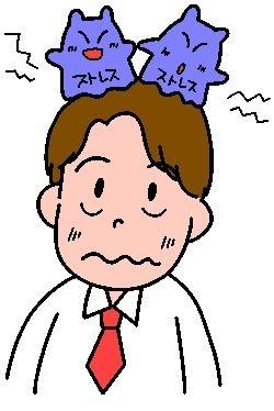 ストレスとかゆみ(痒み)
